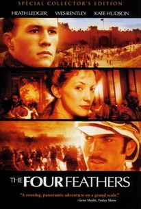 The Four Feathers (2002) - Rotten Tomatoes