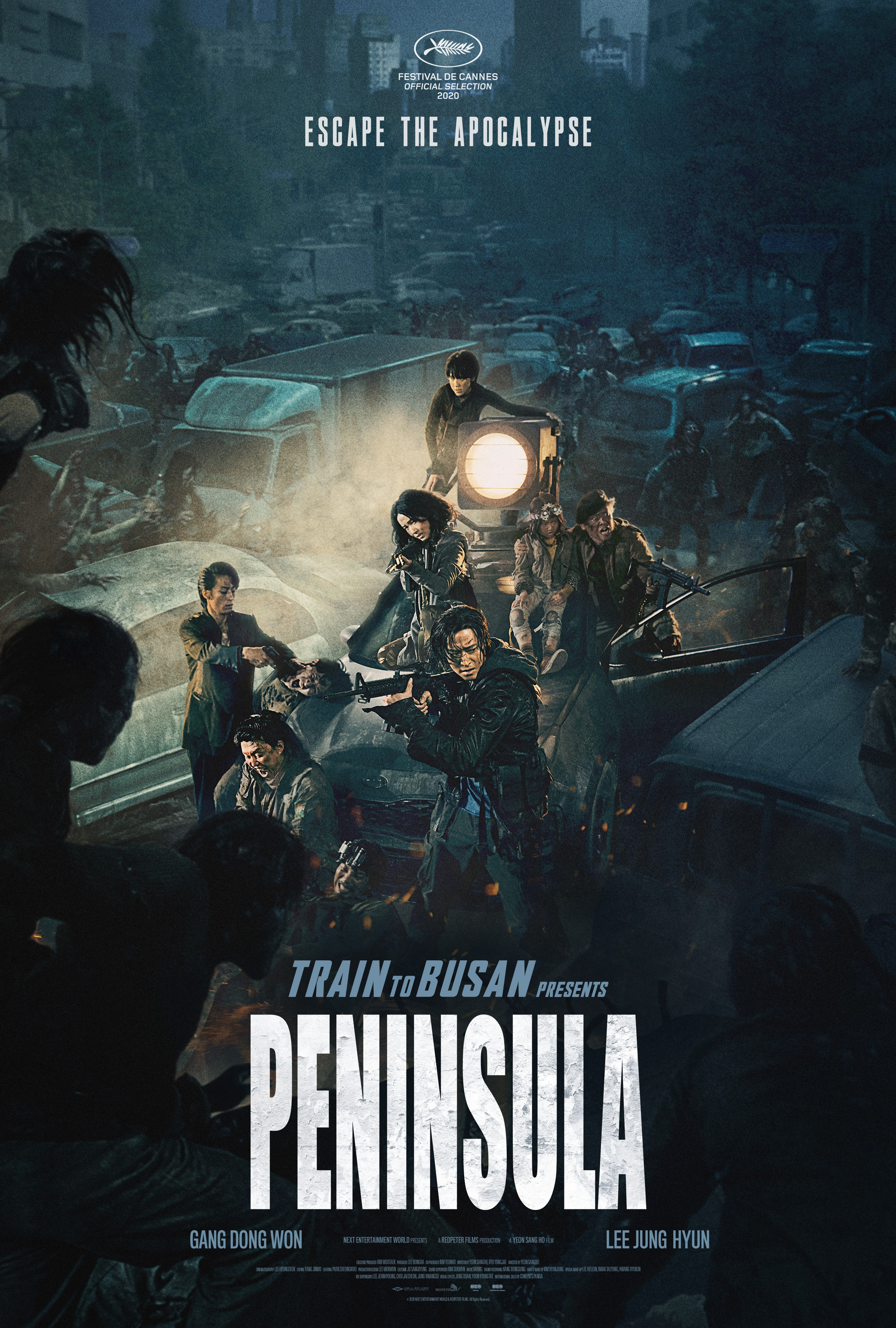 Train To Busan Presents Peninsula 2020 Rotten Tomatoes