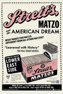 Streit's: Matzo And The American Dream