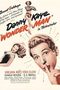 Poster for Wonder Man (1945)