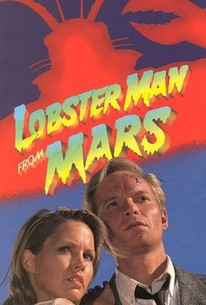 Lobster Man from Mars