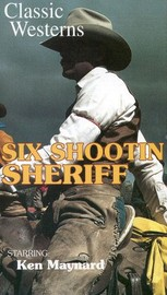 Six-Shootin' Sheriff