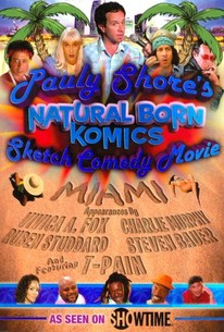 Pauly Shore's Natural Born Komics