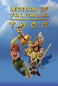 Hetjur Valhallar - Þór (Thor: Legend of the Magical Hammer)