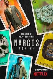 Narcos: Mexico: Season 1