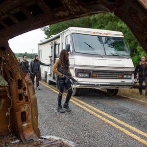 """<em>The Walking Dead</em>, Season 6: Episode 12, """"Not Tomorrow Yet"""""""