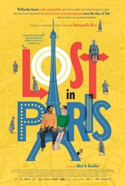 Lost in Paris (Paris pieds nus)
