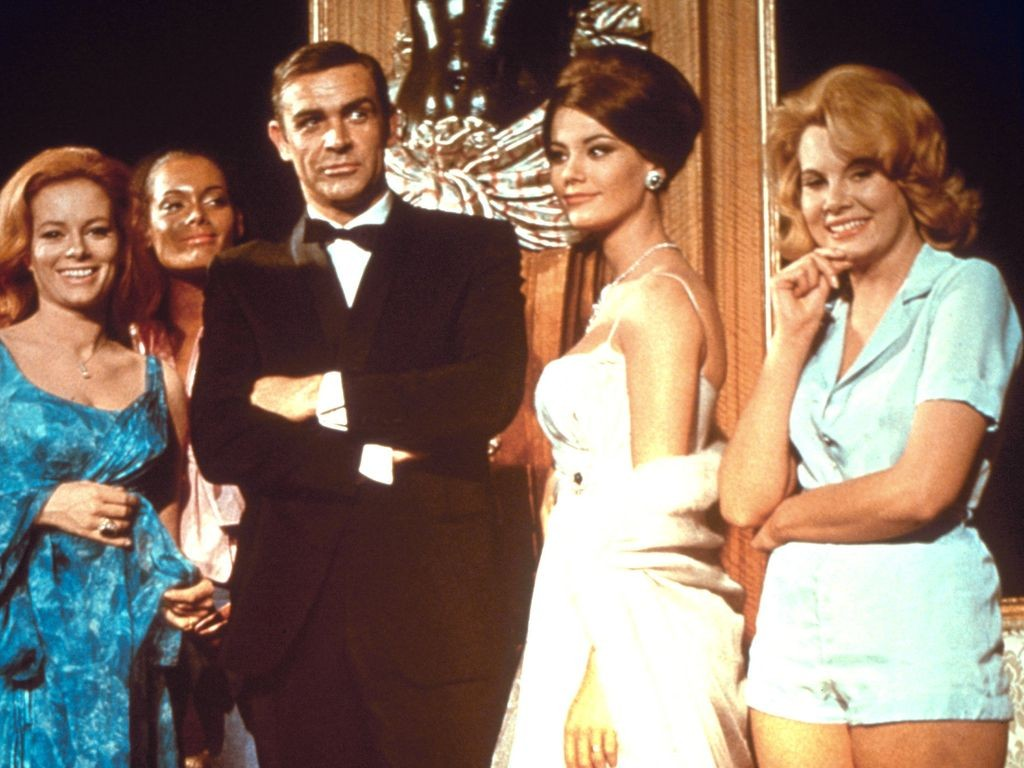 Highest Rated 86 Thunderball1965