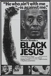 Black Jesus (Seduto alla sua destra)