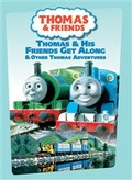 Thomas & Friends: Thomas and His Friends Get Along and Other Thomas Adventures