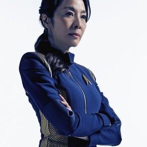 Michelle Yeoh as Captain Philippa Georgiou