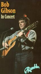 Bob Gibson in Concert