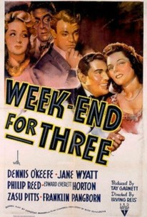 Weekend for Three (Week-End for Three)