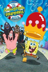 the spongebob squarepants movie 2004 rotten tomatoes