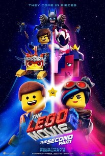The LEGO Movie 2: The Second Part (2019) - Rotten Tomatoes