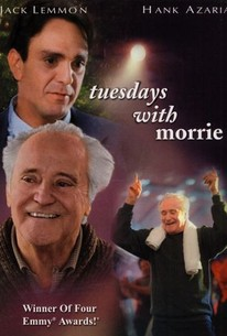 tuesdays with morrie review Check out the exclusive tvguidecom movie review and see our movie rating for tuesdays with morrie.