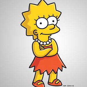Lisa Marie Simpson is voiced by Yeardley Smith