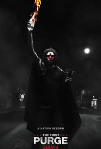 The First Purge 2018 Rotten Tomatoes