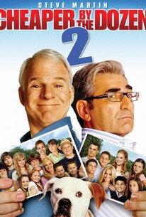 Cheaper By The Dozen 2 2005 Rotten Tomatoes