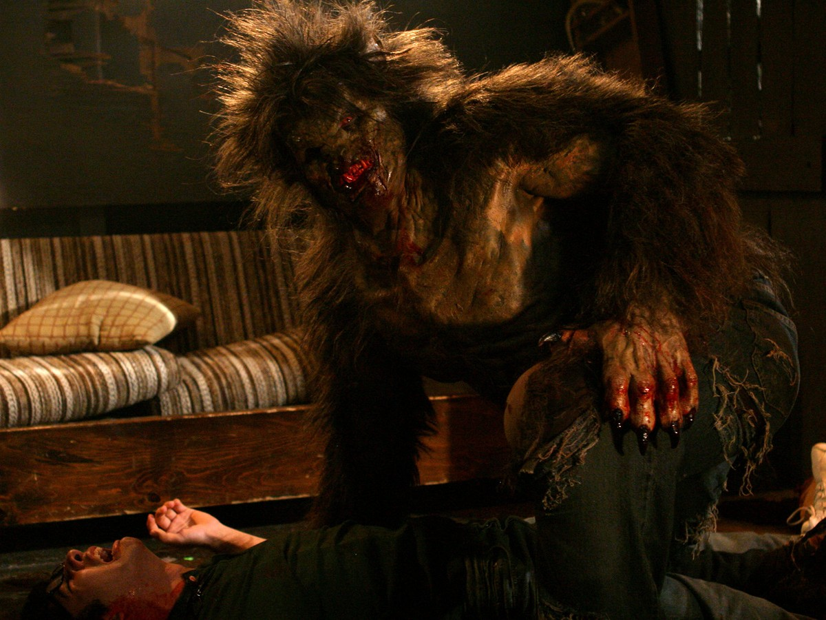 An Erotic Werewolf In London 2006 big bad wolf (2006) - rotten tomatoes
