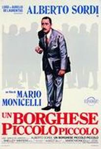 Un borghese piccolo piccolo (A Very Little Man) (An Average Little Man)