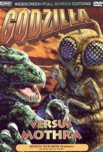 Mothra vs. Godzilla (Mosura tai Gojira)