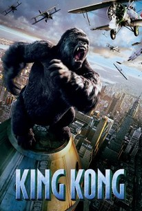 King Kong 2005 Rotten Tomatoes