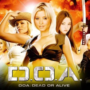 doa dead or alive movie actress name