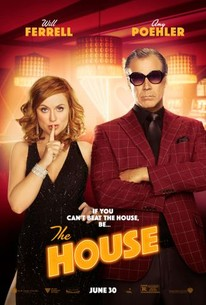 The House 2017 Rotten Tomatoes