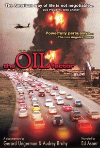 Oil Factor: Behind the War on Terror