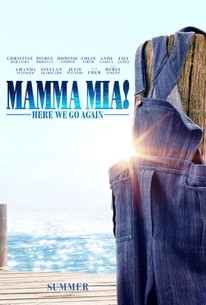 Mamma Mia Here We Go Again 2018 Rotten Tomatoes