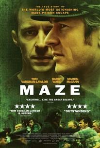 Maze (2019) - Rotten Tomatoes
