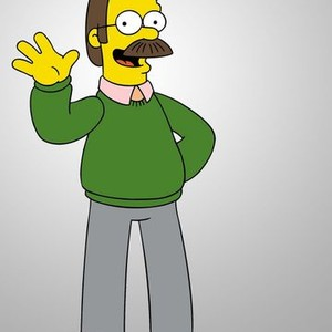 Ned Flanders is voiced by Harry Shearer