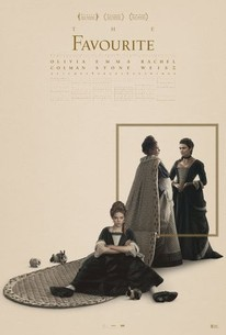 The Favourite (2018) - Rotten Tomatoes