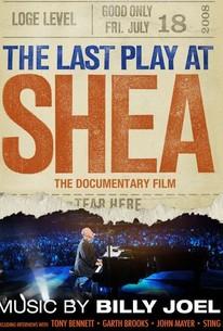 Last Play at Shea