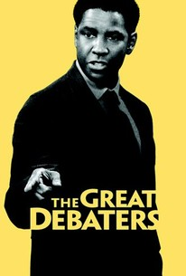 the great debaters film reflection The movie the great debaters can teach us many things about the value of rhetoric the dictionary definition of rhetoric is, the study of writing or speaking as a.