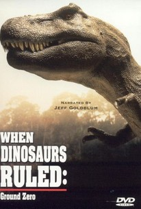 When Dinosaurs Ruled