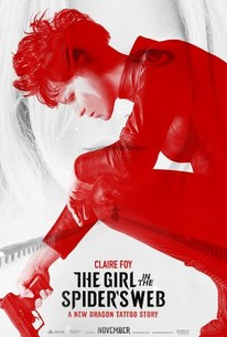 The Girl in the Spider's Web (2018) - Rotten Tomatoes