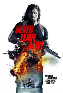 Never Leave Alive (2017) English Movie 720p BluRay 800MB With Esub