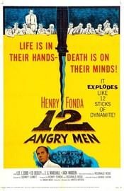 12 ANGRY MEN (TWELVE ANGRY MEN) (1957)