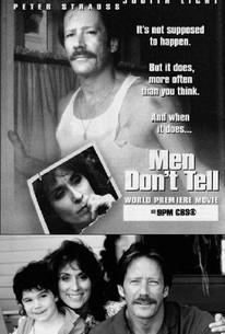 Men Don't Tell