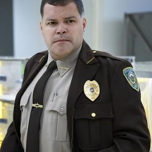 Aaron Douglas as Sheriff Sworn