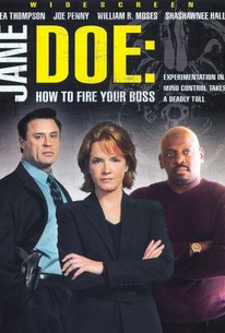 Jane Doe: How to Fire Your Boss
