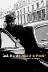 David Oistrakh: Artist of the People?