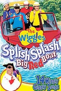Wiggles - Splish Splash Big Red Boat