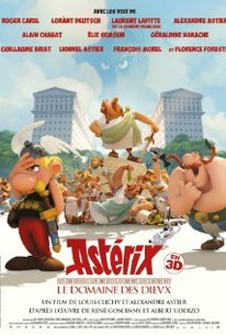 Asterix and Obelix: Mansion of the Gods (Astérix: Le domaine des dieux)