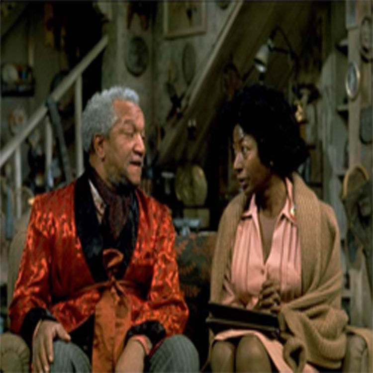 sanford and son episodes the three degrees