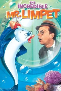 The Incredible Mr. Limpet (1964) HD [1080p] Latino [GoogleDrive] SilvestreHD
