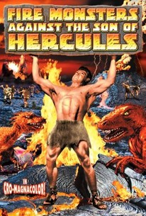 Fire Monsters Against the Son of Herc