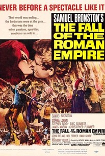 The Fall of the Roman Empire (1964) - Rotten Tomatoes